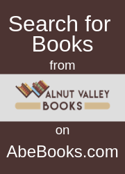 Search for Books from Walnut Valley Books on AbeBooks.com